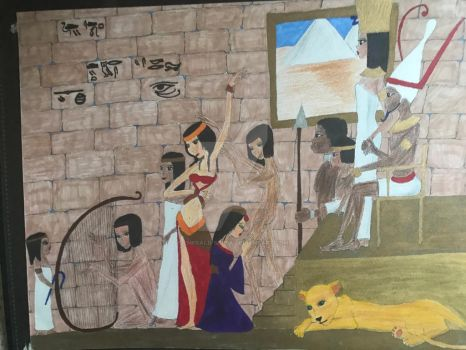 The Egyptians by Emerald-Sheba