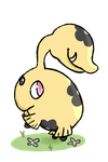 Jellybean Reference : PKMNation by SparkleBloomSwirl