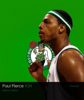 NBA Series: Paul Pierce by LeBron6