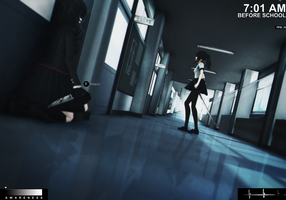 [MMD]|YanSim|You can't kill anyone..Never by LomiVoka