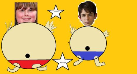 rowley jefferson and greg heffley sumo wrestling by rowleyjeffersonisbae