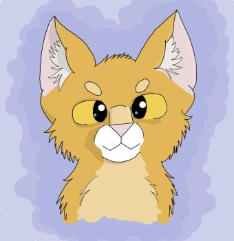 Lionblaze by Winter-Sky529