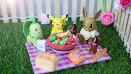 A great pokepicnic! by WeiboVL