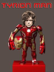 Tyrion Man by phibesby