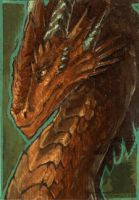Thaxll's ACEO by grzanka