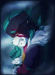 .:Biting Cold:. by Uncanny-Illustrator