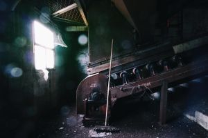 5654, old AMCOR papermill. by thespook