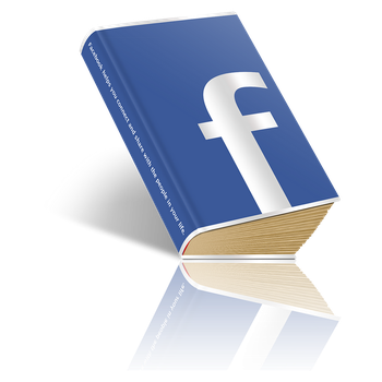 FaceBook Icon 2 1024 x 1024 by T0j