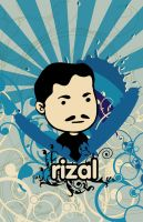 SIKAT: Cute Rizal by elyoo