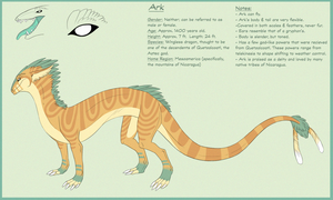 Ark Reference V. II by Arkaios