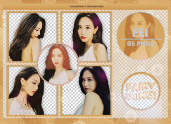 [PNG PACK #830] Fei - (180922) by fairyixing