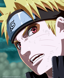 Naruto is Back by MilarS