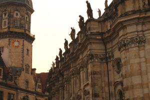 Dresden: Part of Hofkirche by LoveForDetails