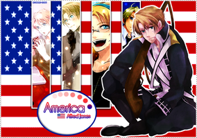 .America Hetalia. by Cherry-Kissu