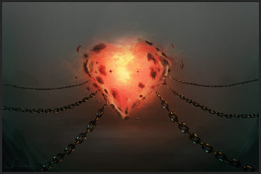 Chained Heart by JRul