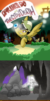 Daring Do Choose Your Own Adventure MLP (Com) Pt1 by ShujiWakahisaa