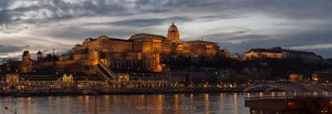 Buda Castle by rembo78