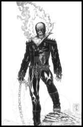 Ghost Rider by Mich974