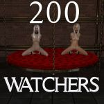 200 Watchers NSFW by Kevlar31