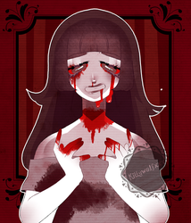 Bloody Marie by CottonCandyDoll