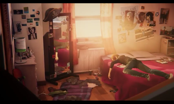 Life Is Strange: Before The Storm Chloe by cinghiale1bianco