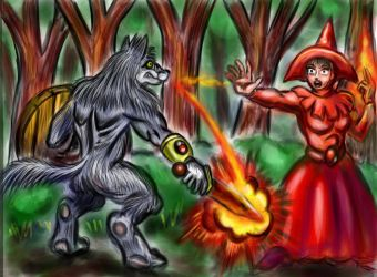 Red Riding Hood-16-(RR Witch) by Murzik18