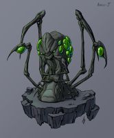 Evolution Master, Abathur by Amee-J