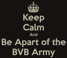 KEEP CALM by BVBARMY88