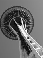 Space Needle 2 by Nachtfall