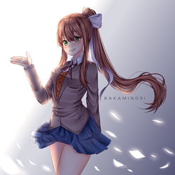 [+Video] Just Monika by BakaMinori