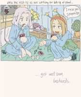 Get Well Soon 1 by Trillzey