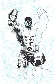 Colossus WIP3 001 by TyndallsQuest