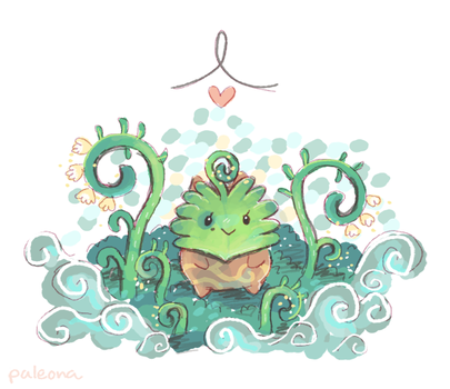 Louivi's korok by Paleona