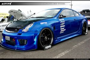 Infiniti G35 by Active-Design