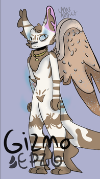 The closest thing I'll get to a ref sheet by LamsAddict