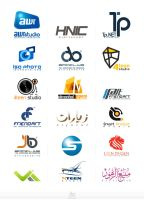 Logo Folio 2 by BACEL