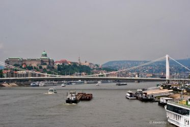 in Budapest 05 by AlexDeeJay