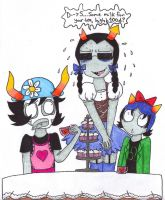 Equius: Crash a Tea Party by pitchperfect