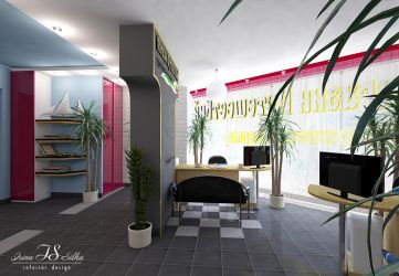 Travel agency in Saratov 2 by irina-silka