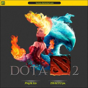 DOTA 2 - ICON by IvanCEs