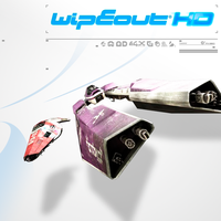 WipEout HD PSN Visual by JJteam