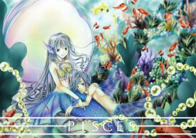 Pisces by Akaidream