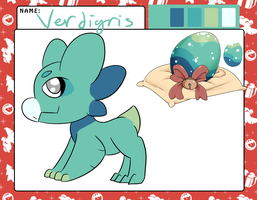 Verdigris Application (Approved) by SketchyNix