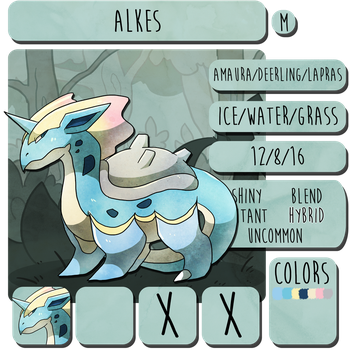 PKMNA: Alkes by Necr0wmancer