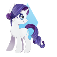 Rarity ~ by okaces