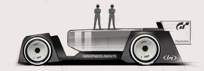 Land Speed Record Concept by TURISM000