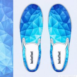 Blue Ocean! @threadless (Bucketfeet) by mrsbadbugs