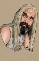 Otis (Bill Moseley) Firefly by Kyohazard