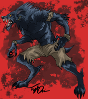 SABREWULF by mohiche