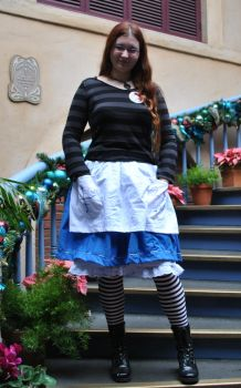 McGee's Alice Madness skirt by MaddiganRose